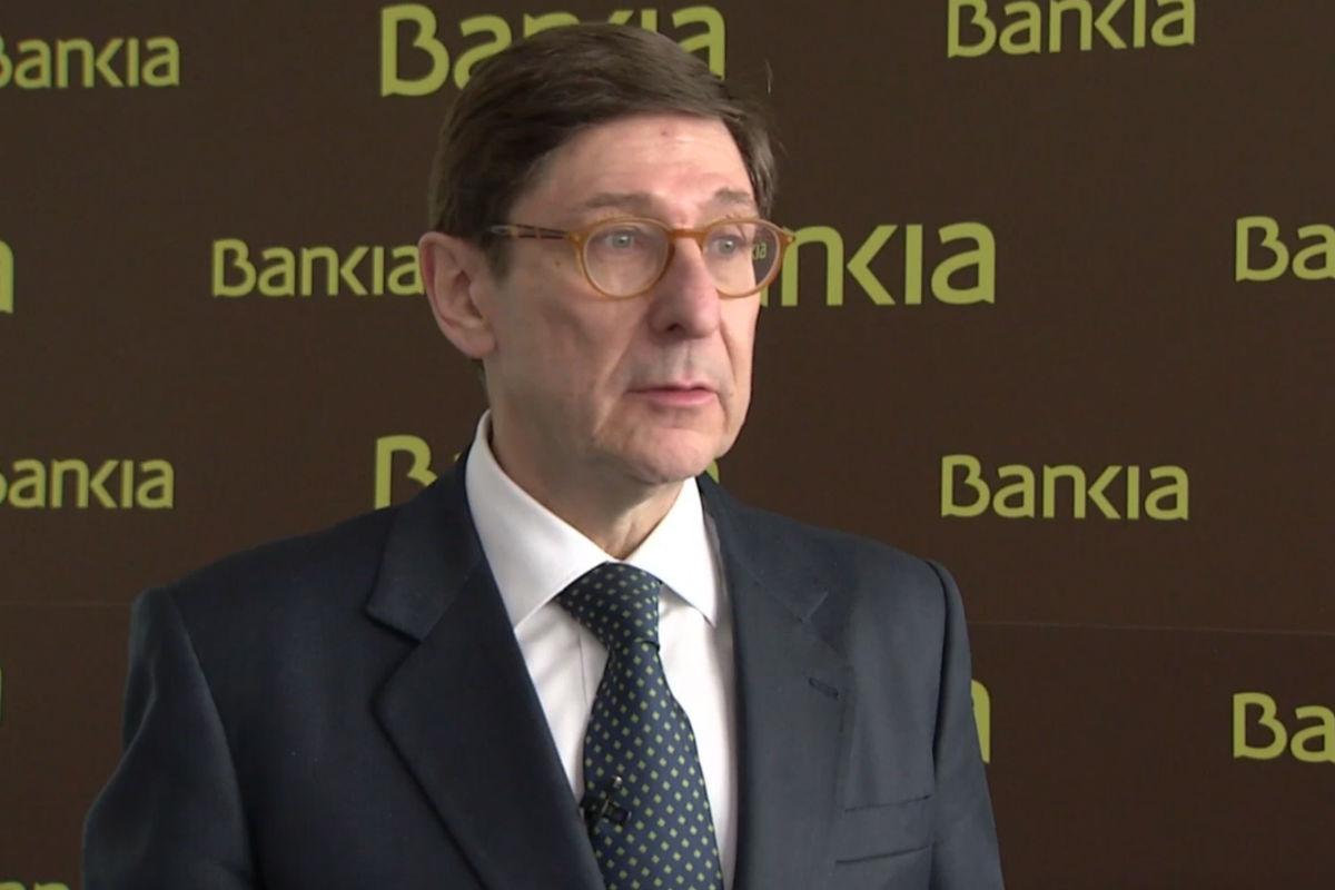 José Ignacio Goirigolzarri (Foto: BANKIA).