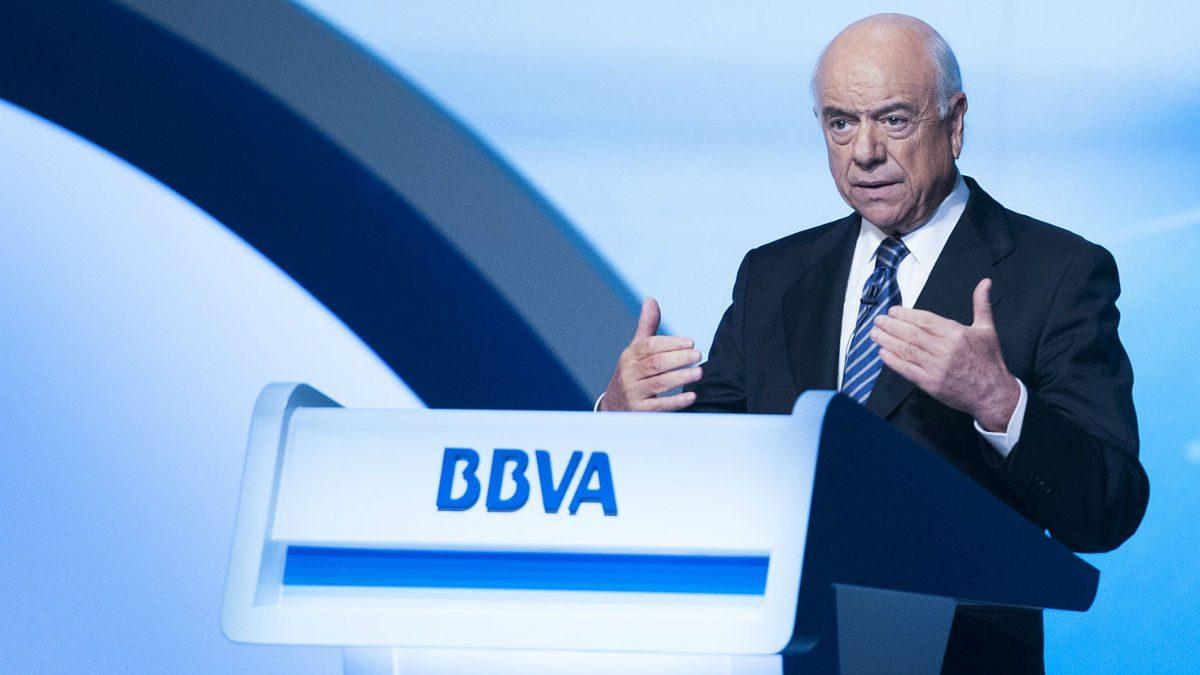 Francisco González (Foto: BBVA).