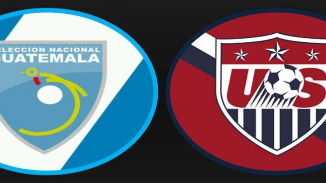 Guatemala vs USA: horario y canal de televisión