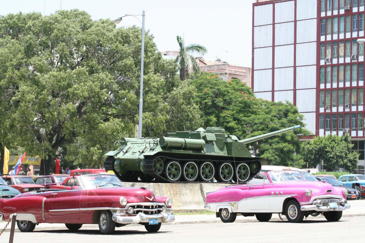 La Habana (Foto: A.J. CHINCHETRU).