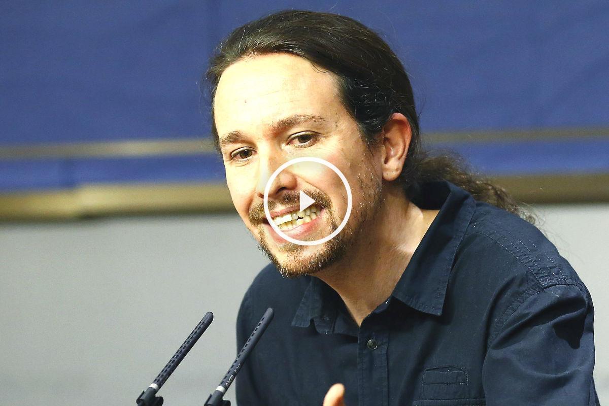 El grupo favorito de Pablo Iglesias amenaza a Pablo Casado y elogia los tweets de Zapata