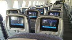 Interior del Boeing 787 Dreamliner de Air Europa (Foto: GLOBALIA).