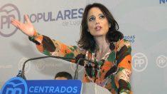 La vicesecretaria de Estudios y Programas del PP, Andrea Levy (Foto: Efe)