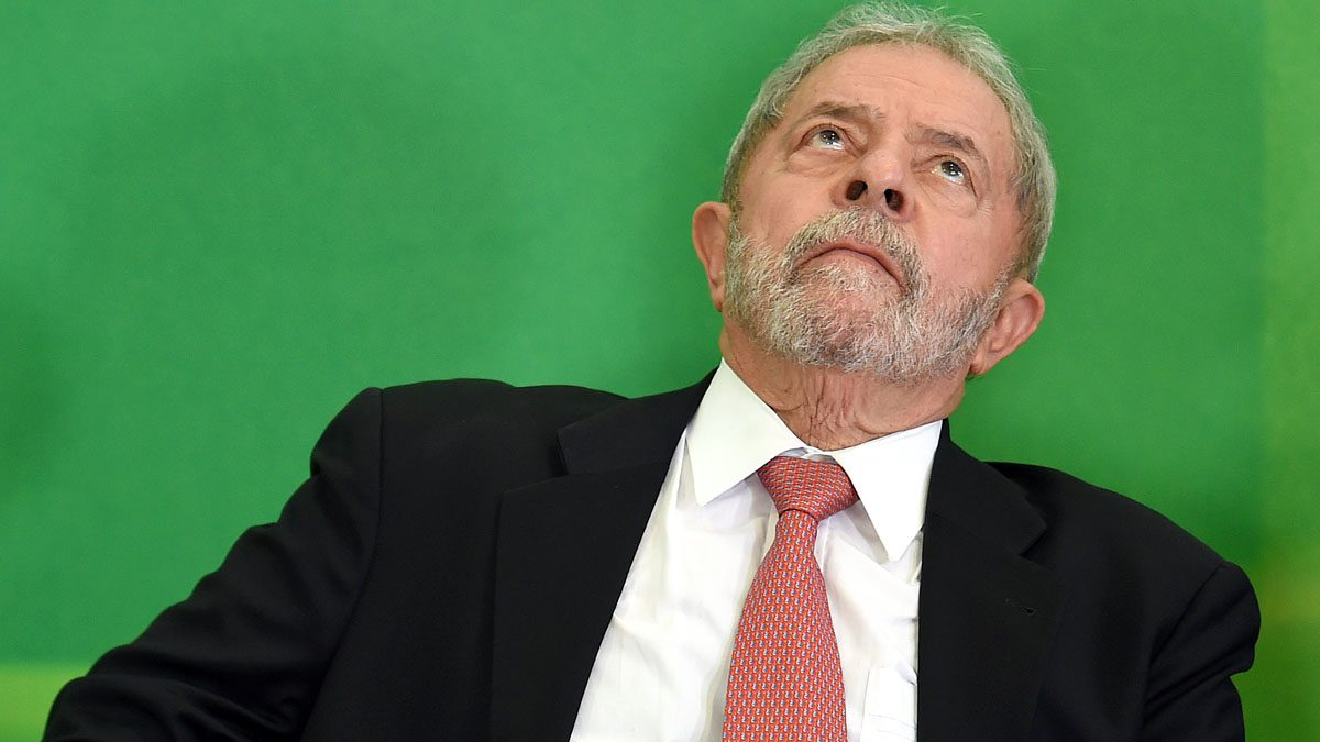 Luiz Inacio Lula da Silva. (Foto: AFP)
