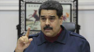 El mandatario venezolano, Nicolás Maduro. (Reuters)