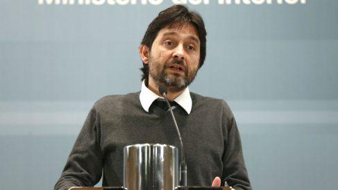 El secretario de Sociedad Civil de Podemos, Rafael Mayoral (Foto: Efe)