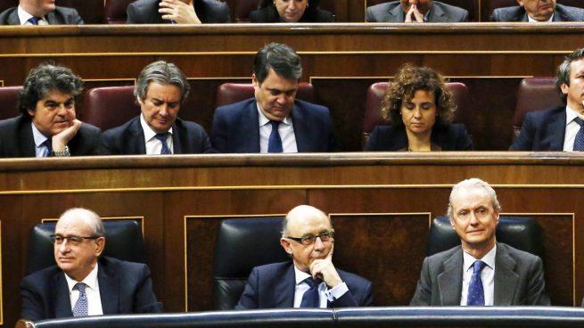 Moragas a Rivera: «¡Eh, que se ha saltado el párrafo de las diputaciones!»
