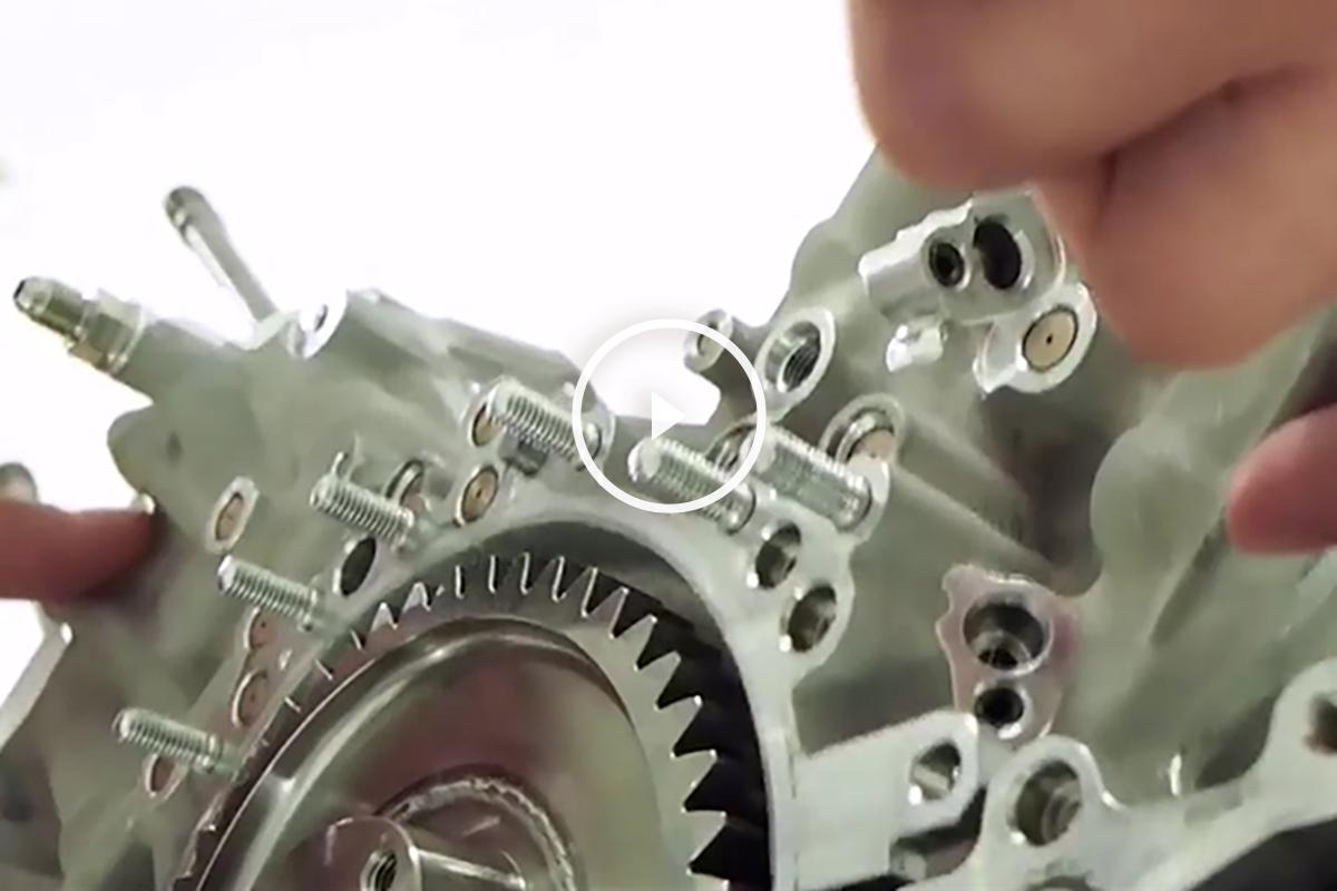 El motor que Fernando Alonso exprimirá esta temporada.