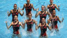 España no estará en la competición por equipos de natación sincronizada en los Juegos. (Reuters)