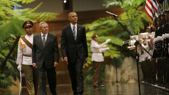 Barack-Obama-Raúl-Castro