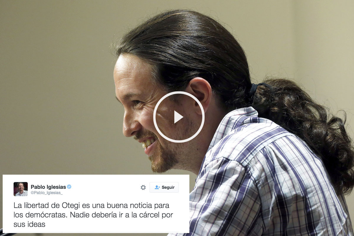 Image result for pablo iglesias apoya bildu