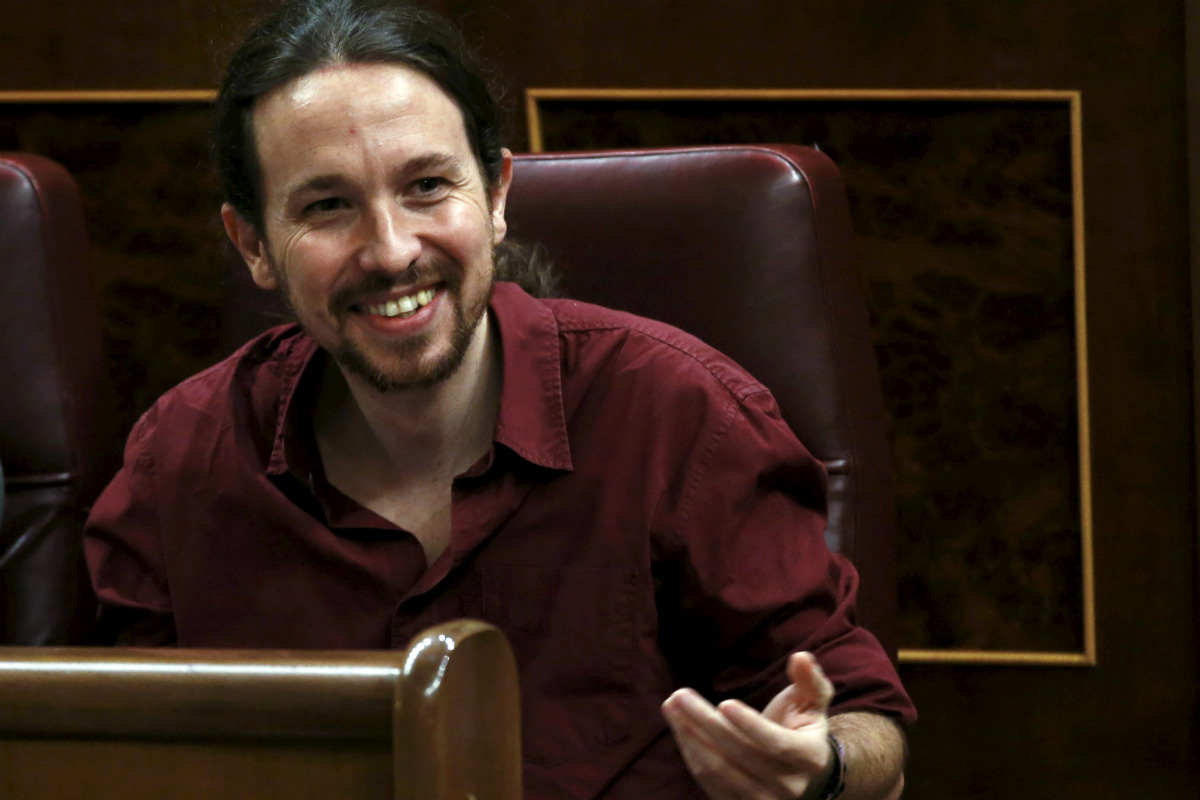 Pablo Iglesias. (Foto: Reuters)