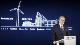 El presidente de Inditex, Pablo Isla. (Foto: EFE)