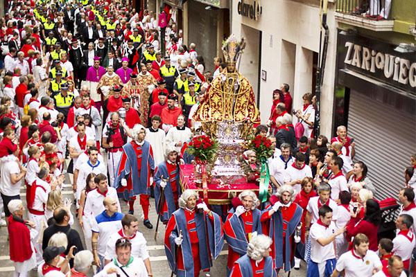 Podemos quiere que la procesi n de san ferm n se llame for Pisos en san fermin madrid