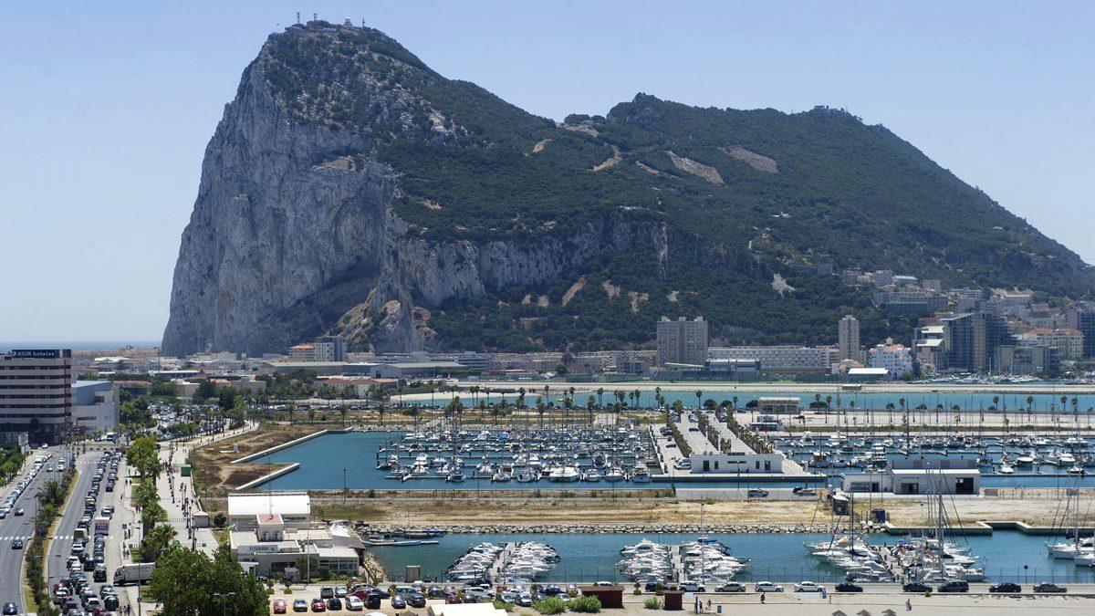 Peñón de Gibraltar. (Foto: AFP)