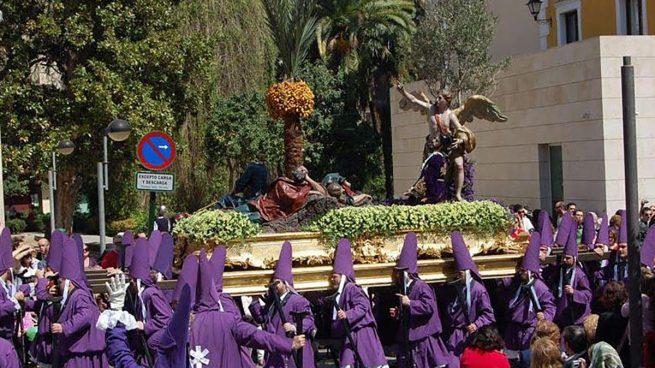 Semana Santa en Murcia horarios