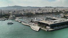 Puerto de Barcelona (Foto: GETTY).