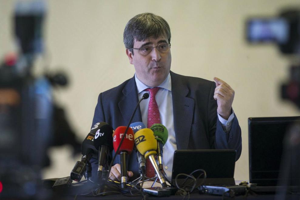 Miguel Cardenal se ha llevado un buen revés judicial. (EFE)