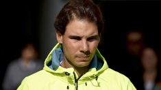 Rafa Nadal. (Foto: AFP)