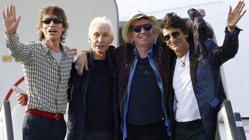 Los Rolling Stones (Foto: Reuters)