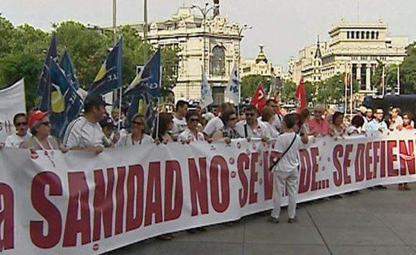 Monedero, el ideólogo de Podemos que señaló la desprivatización de la sanidad como una prioridad