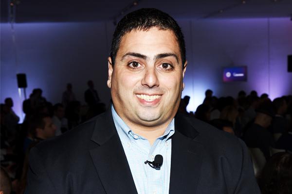 Serge Matta, CEO de comsCore. (Foto: AFP)