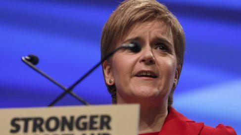 Nicola Sturgeon, líder nacionalista escocesa. (Reuters)