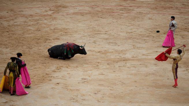El  Constitucional suspende cautelarmente la ley de 'toros a la balear' que prohíbe la muerte del astado