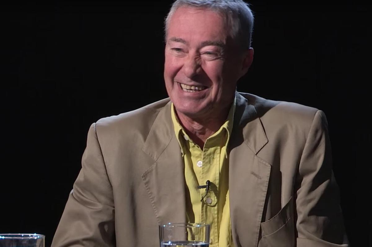 Jorge Verstrynge, en una entrevista con Pablo Iglesias en La Tuerka.