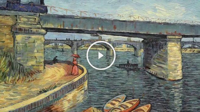 Van Gogh y su técnica protagonistas de la película 'Loving Vincent'