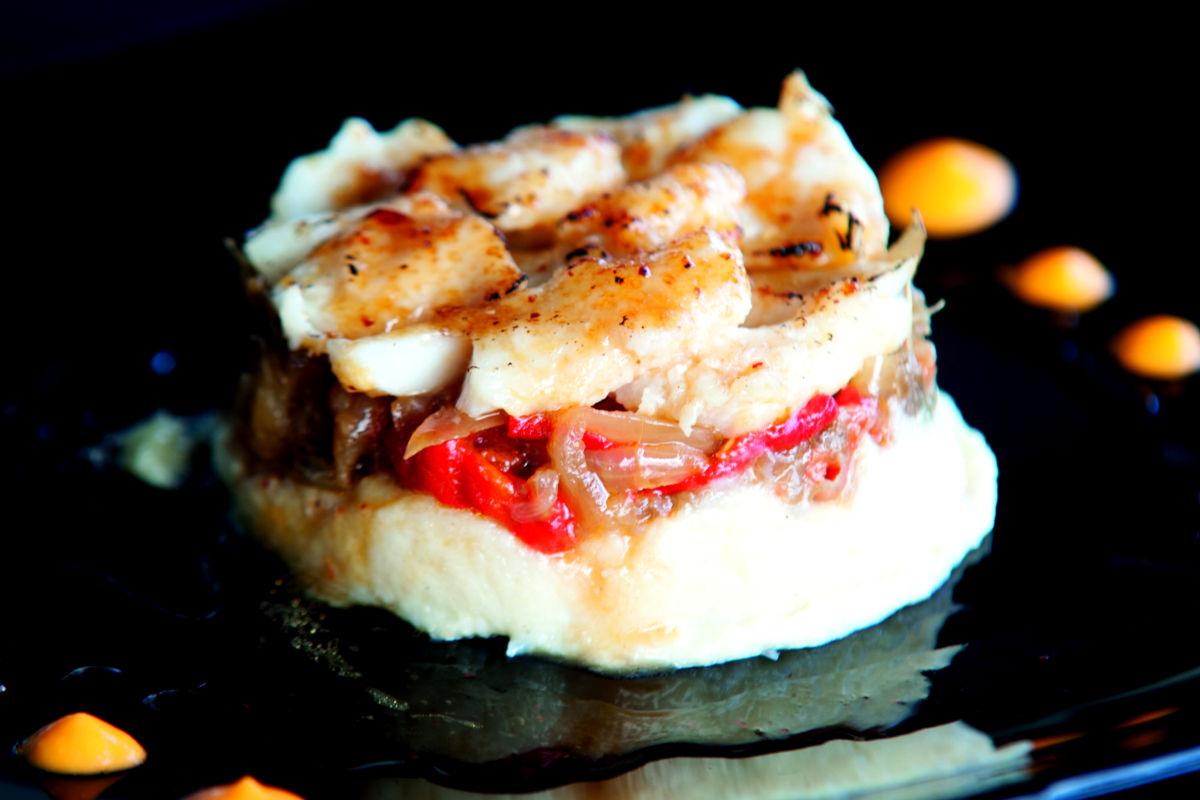 Imagen de uno de los platos elaborados con bacalao que se podrá disfrutar en La Machina de Puertochico.