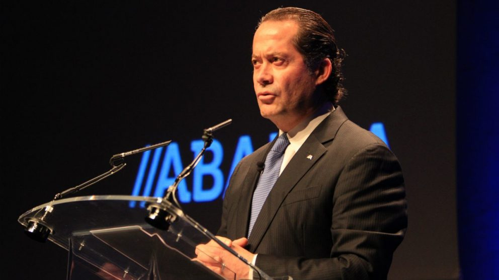 Juan Carlos Escotet, presidente de Abanca (Foto: Abanca).
