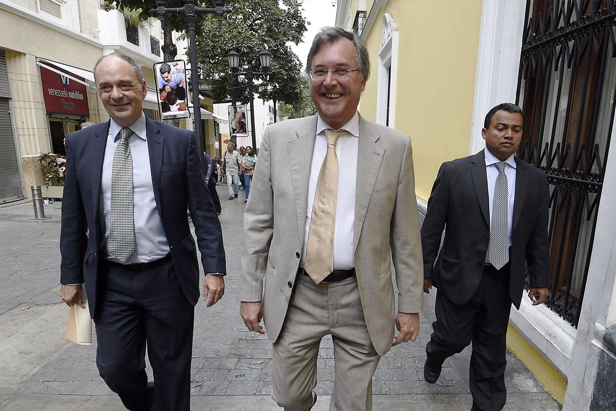 Antonio Pérez-Hernández. (Foto: AFP)