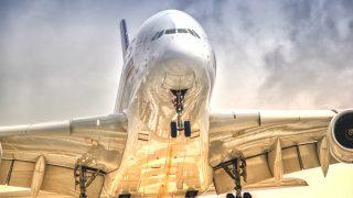 Avión despegando (Foto: istock)
