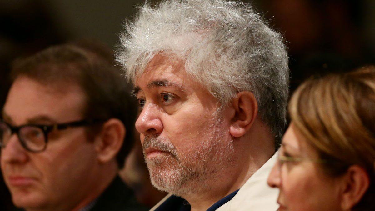 Imagen del cineasta manchego Pedro Almodóvar. (Getty)