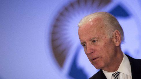 Joe Biden en una imagen de archivo (Getty).