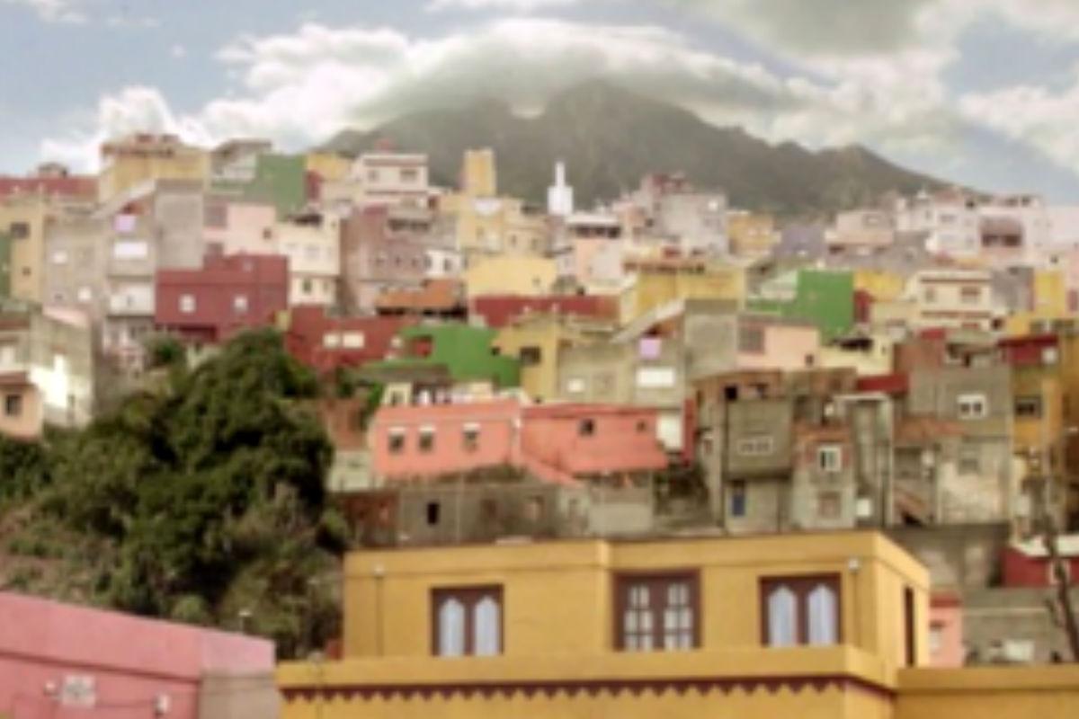 Imagen del barrio El Príncipe en la localidad de Ceuta.