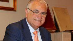 El ex presidente de las Cortes de Valencia Juan Cotino.(Twitter)