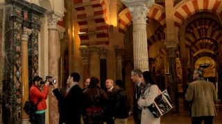 Imagen del interior de la Mezquita-Catedral. (Getty)