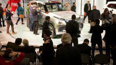 Imagen de uno de los modelos de Mitsubishi. (Getty)