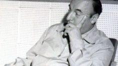 El escritor chileno Pablo Neruda, uno de los poetas más influyentes del siglo XX.