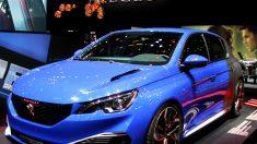 Imagen de uno de los modelos de la empresa francesa Peugeot. (Getty)