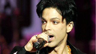 Imagen del cantante Prince. (Getty)