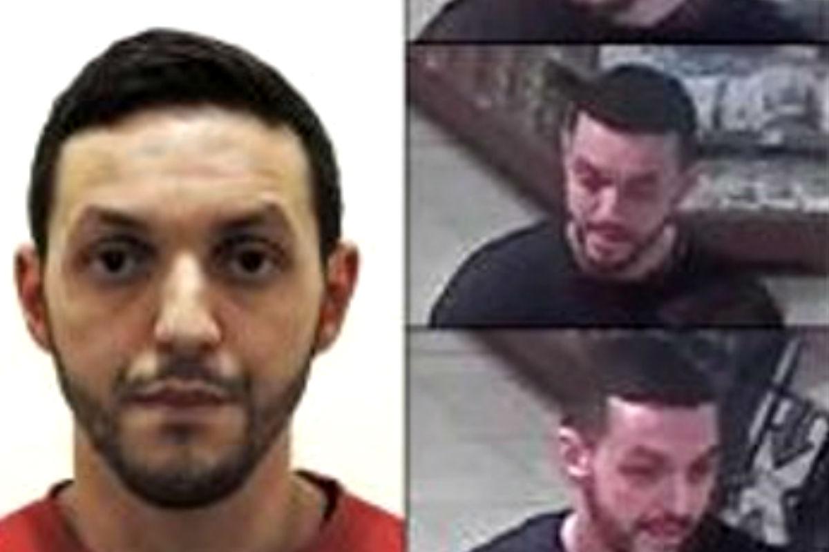 Imagen del terrorista Abrini, detenido este viernes en Bruselas. (AFP)