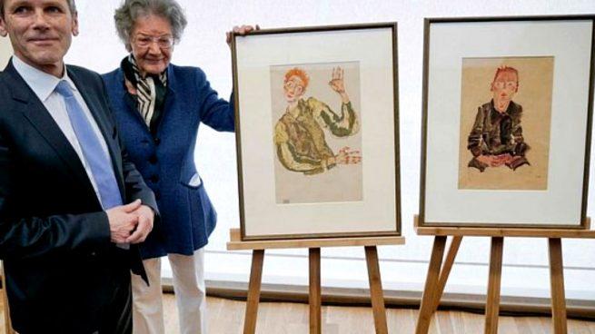 Un museo vienés devuelve dos cuadros de Schiele robados por los nazis