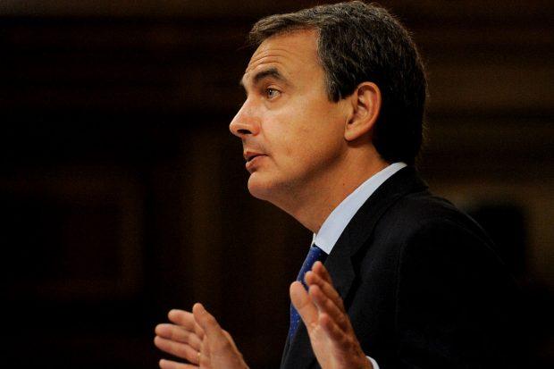 Imagen del ex presidente del Gobierno, José Luis Rodríguez Zapatero. (Getty)