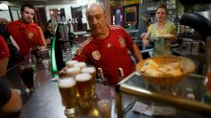 Bar de Madrid (Foto: GETTY).