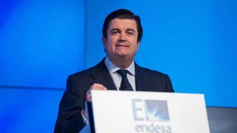 El presidente de Endesa, Borja Prado.