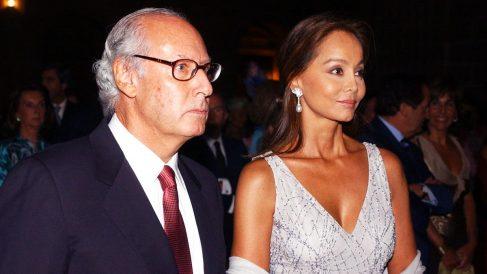 Miguel Boyer e Isabel Preysler en una imagen de archivo (Foto: EFE)