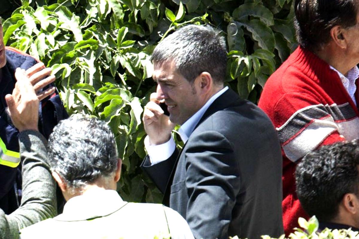 Fernando Clavijo en una imagen reciente (Foto: Efe).